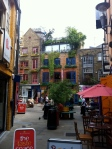 Neals Yard... amazing little cubby of a place!