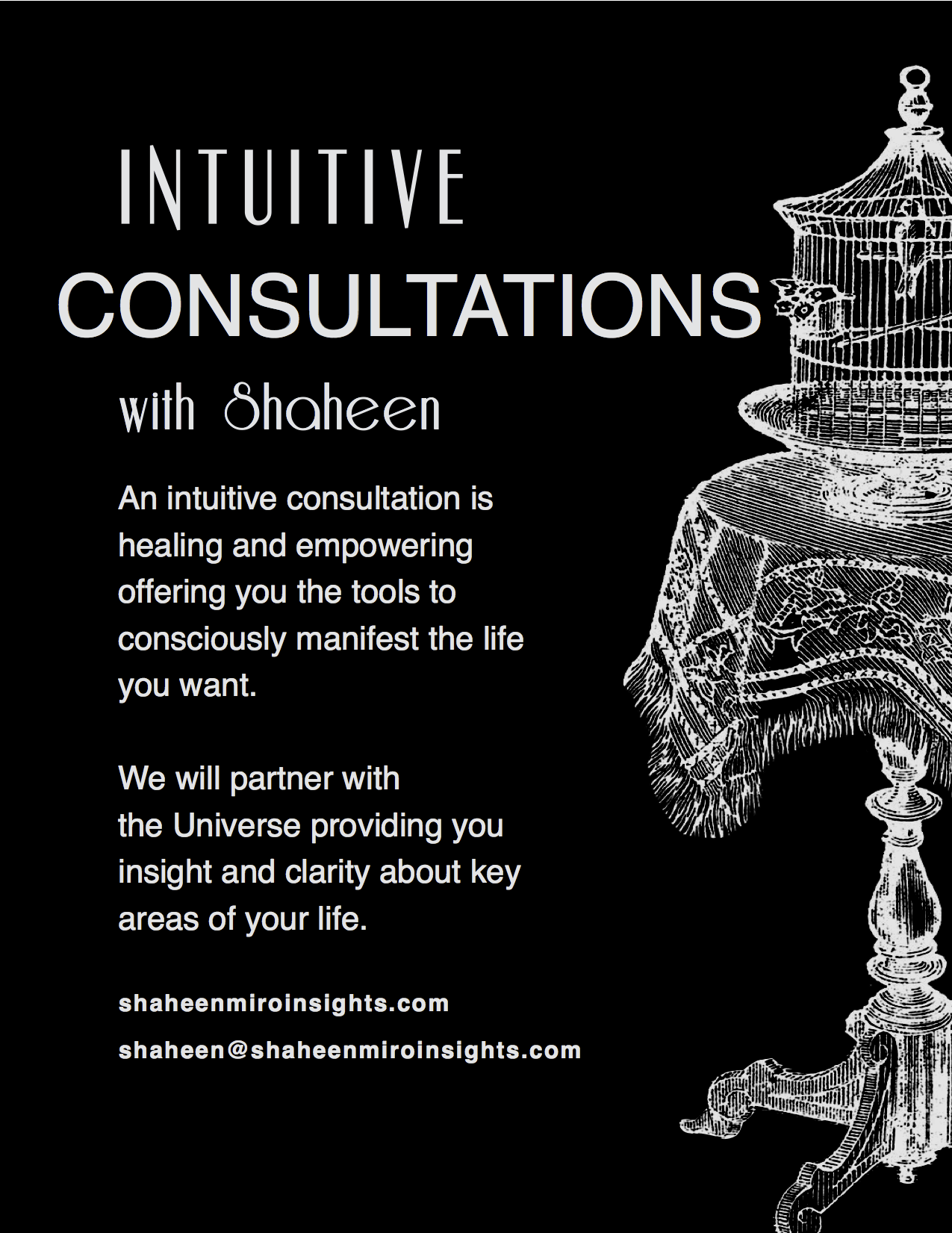 Intuitive Consultations