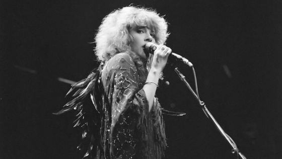 Stevie Nicks Wild Heart Tour 1983