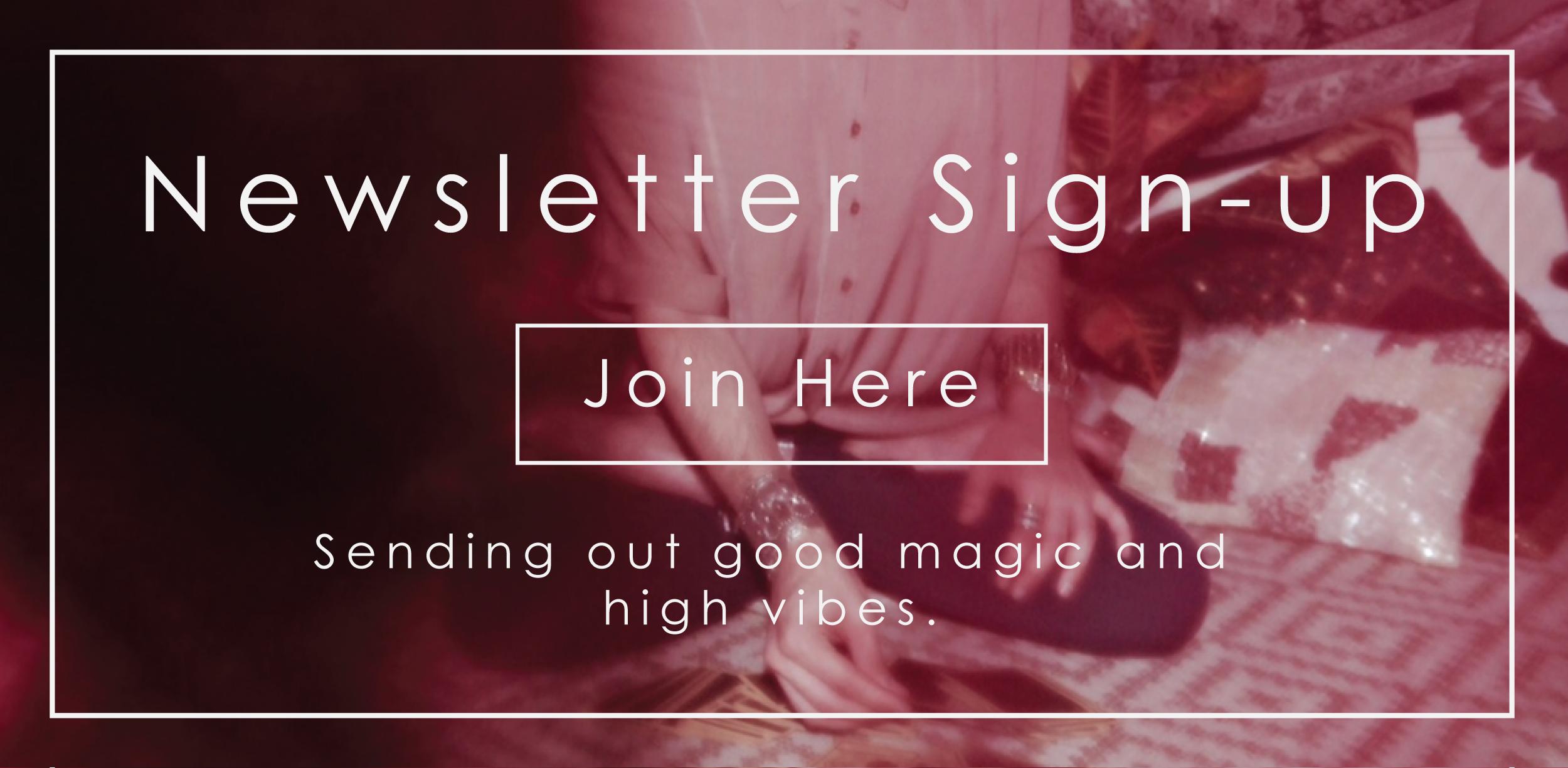 Purple Buddha Project Tumblr Newslettersign Up