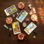 pomegranate and tarot